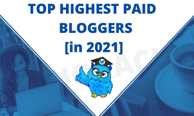 The Highest Paid Bloggers in 2021 (Top Successful Blogs)